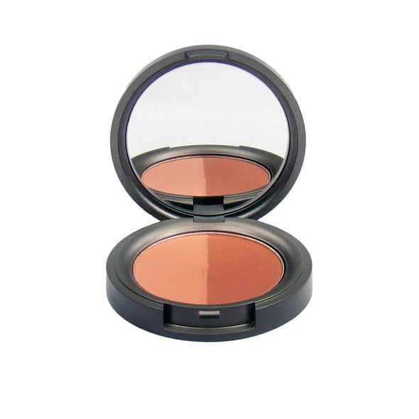Duo Pressed Mineral Blusher