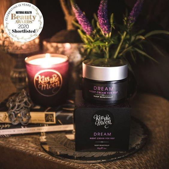 Dream Night Cream for Feet
