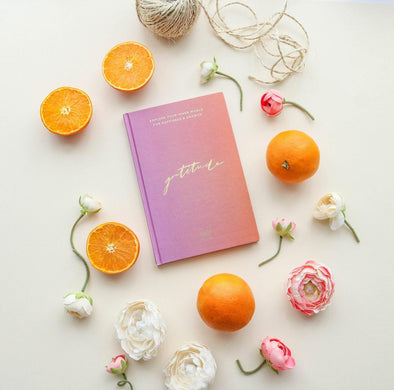 Gratitude Journal - Explore Your Inner World - Salam Gorgeous