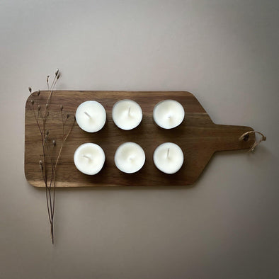 6 Aromatherapy Tea Lights: Best tea lights made with soy wax & essential oils