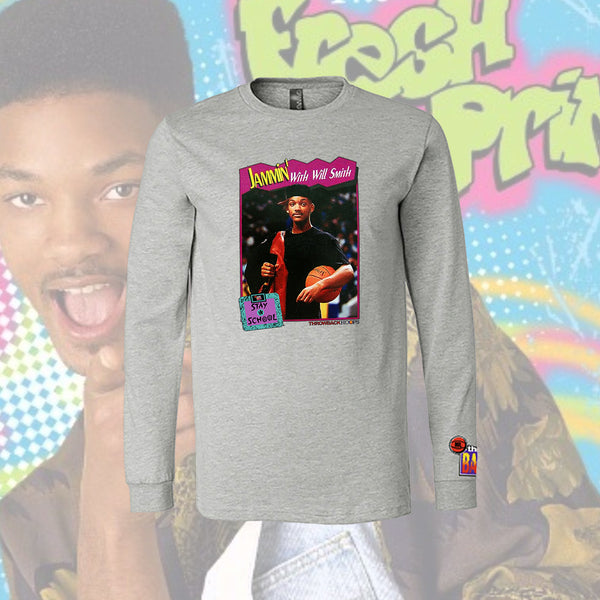 Jammin with Will Smith Design