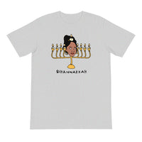 Mr Throwback x Gripless Rihannakkah Design