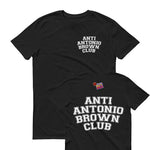 Anti Antonio Brown Club Design