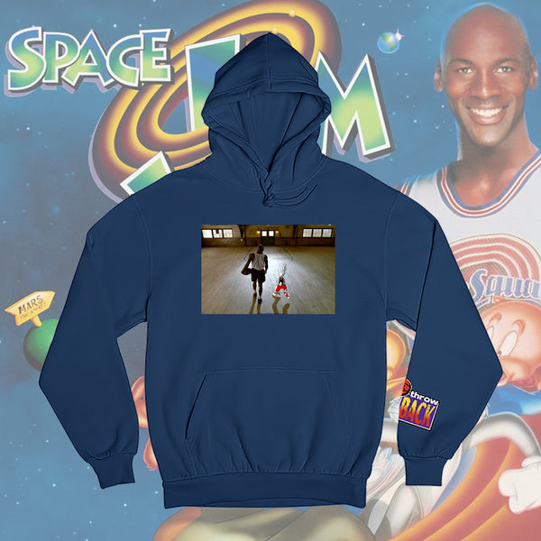 Mike and Bugs Space Jam Design