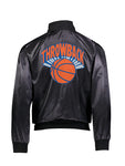New York Throwback Satin Jacket