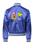 Throwback x Gripless Sidekicks Satin Jacket