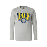 Mr Throwback U of Michigan Design