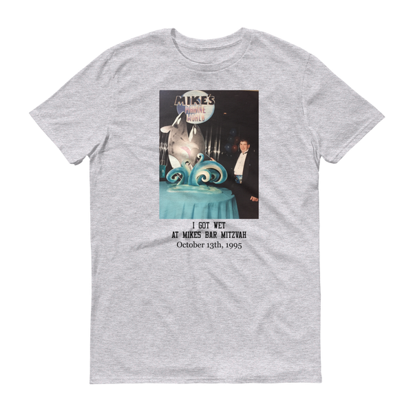 Mike Bar Mitzvah Tee