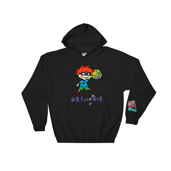 Throwback x Gripless Air Finster Hoodie