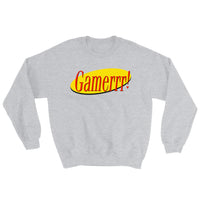 Gamerrrr Seinfeld Design