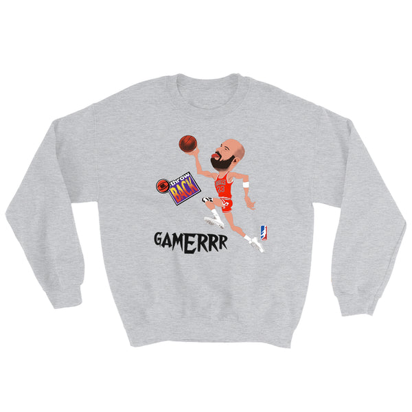 Mr Throwback Gamer Design