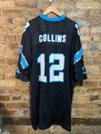 Panthers Collins Jersey 2X