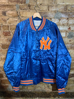 Knicks Satin Jacket size Large