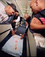 Cards On Plane Bulls Design