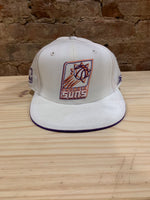 Phoenix Suns  Whiteout fitted cap 7 1/8