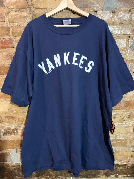 New York Yankees Throwback Thurman Munson Jersey Tshirt XXL