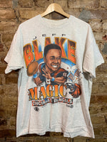 Cincinnati Bengals Jeff Blake Magic Caricature Tshirt XL