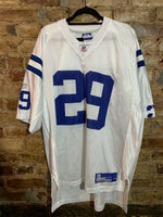 Colts Addai Jersey XL