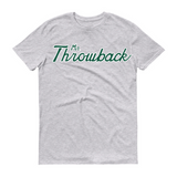 Throwback Script White / Green Design
