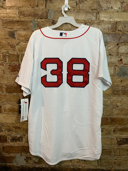 Red Sox Schilling Authentic Jersey 48/XL