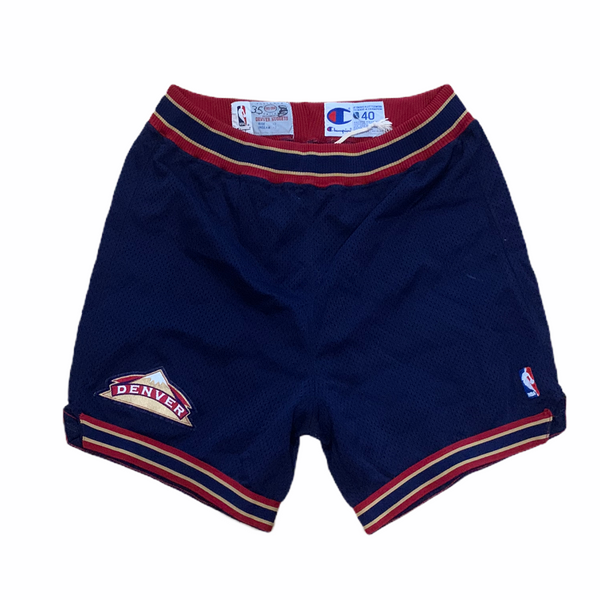 1993-94 Denver Nuggets Shorts size 40