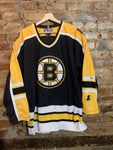 Boston Bruins Authentic Jersey  L