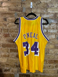 Lakers O'Neal Misprint 40
