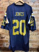 New York Jets (Titans) Thomas Jones Jersey L