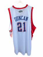 Spurs Duncan Authentic All Star 3X