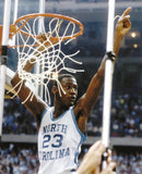 Jordan UNC Net Cutting Design