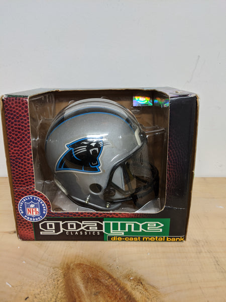 Carolina Panthers Helmet Bank
