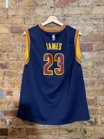 Cleveland Cavaliers Lebron James Swingman Jersey Youth XL