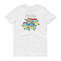 Mr. Throwback x Gripless TMNSquirtles Design