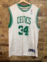 Boston Celtics Paul Pierce Jersey L