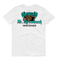 Mr. Throwback Vancouver Design