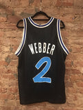 What If Webber magic Jersey Sz M
