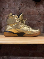 Ewing NYC Gold hi Size 12