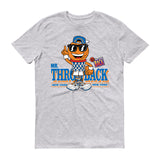 Mr Throwback New York Mascot