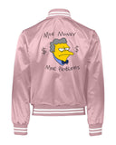 Throwback x Gripless Mo Money Satin Jacket