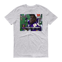 Randy Moss Goat Design