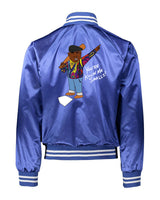 Throwback x Gripless Biggie Smalls Satin Jacket