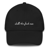 Black Chill TF Out Cap