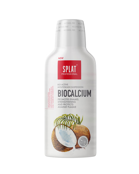 SPLAT BIOCALCIUM mouthwash, 275 ml - twentyfiveoseven Limited