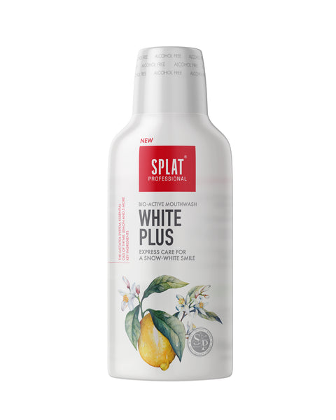 SPLAT® PROFESSIONAL - Bio-active Mouthwash White Plus - twentyfiveoseven Limited