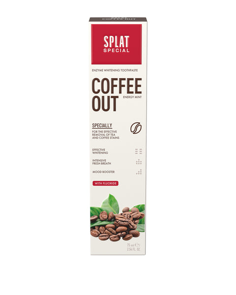 SPLAT Special Coffee Out toothpaste - twentyfiveoseven Limited