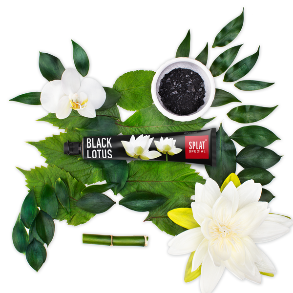 SPLAT Special BLACK LOTUS toothpaste - twentyfiveoseven Limited