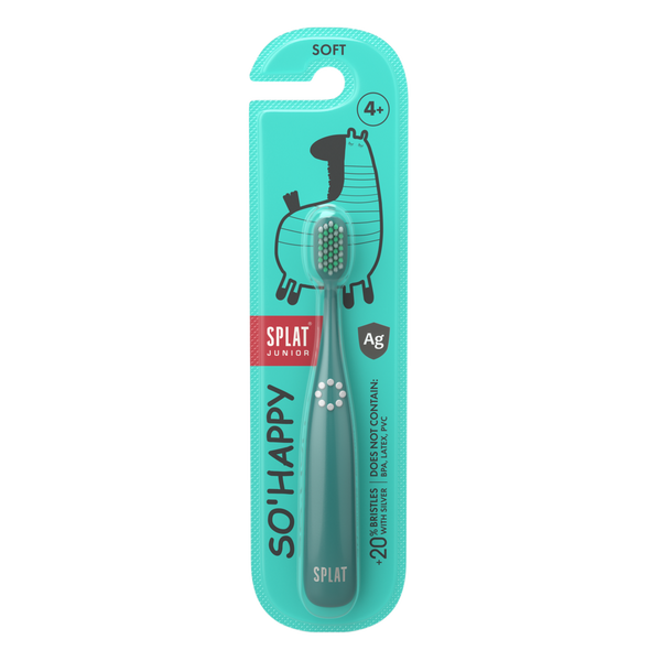 SPLAT JUNIOR - Innovative Toothbrush - twentyfiveoseven Limited