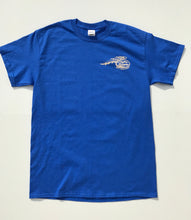 Kafka Brushes T-Shirt - Blue