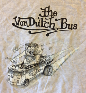 Von Dutch Bus Restoration Crew - Grey