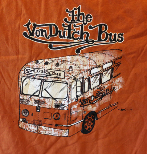 Von Dutch Bus Restoration Crew - Rust